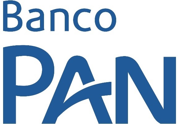 Logo do banco pan financeiras